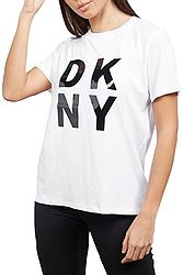 DKNY Stacked Lacquer Logo DP9T6376