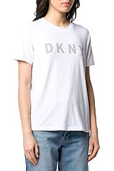DKNY Τee Striped Logo DP9T6749