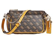 Guess Arie Double Pouch Crossbody HWSG7885700